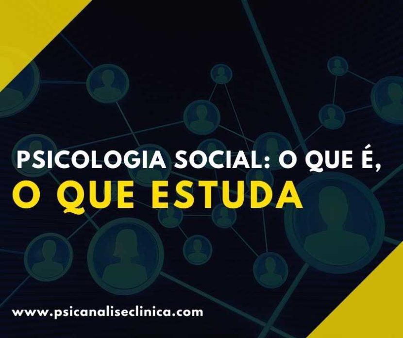 psicólogo social