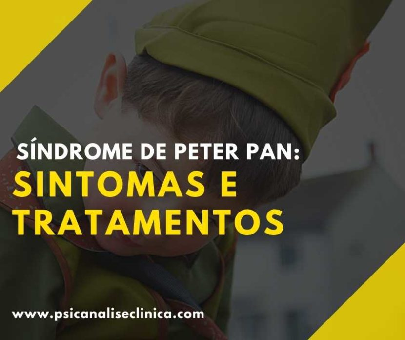 síndrome de Peter Pan