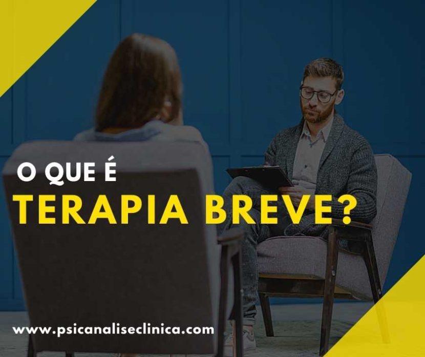 psicoterapia breve