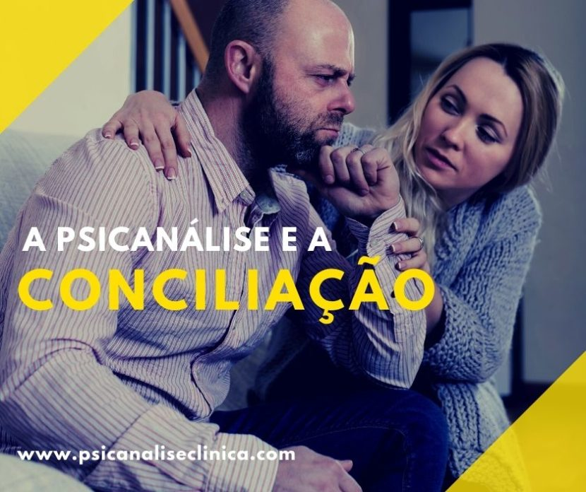 conciliação forense e sua relação com a psicanálise