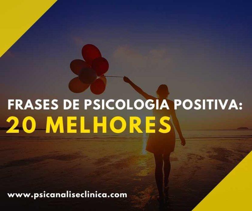 Frases de Psicologia Positiva