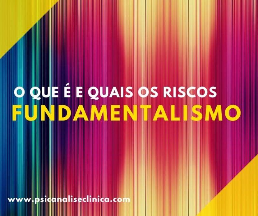 fundamentalismo significado, pessoa fundamentalista