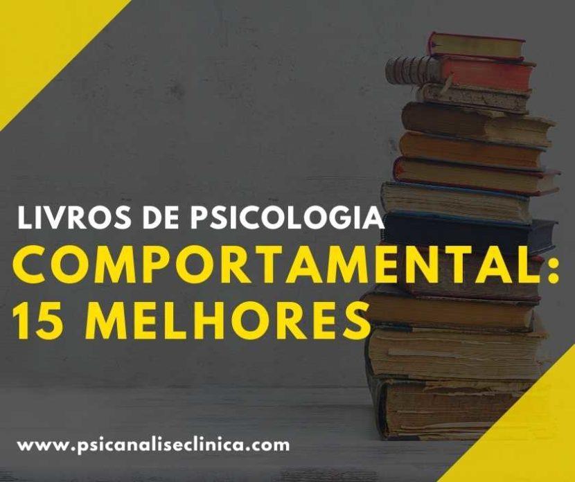 Livros de Psicologia Comportamental