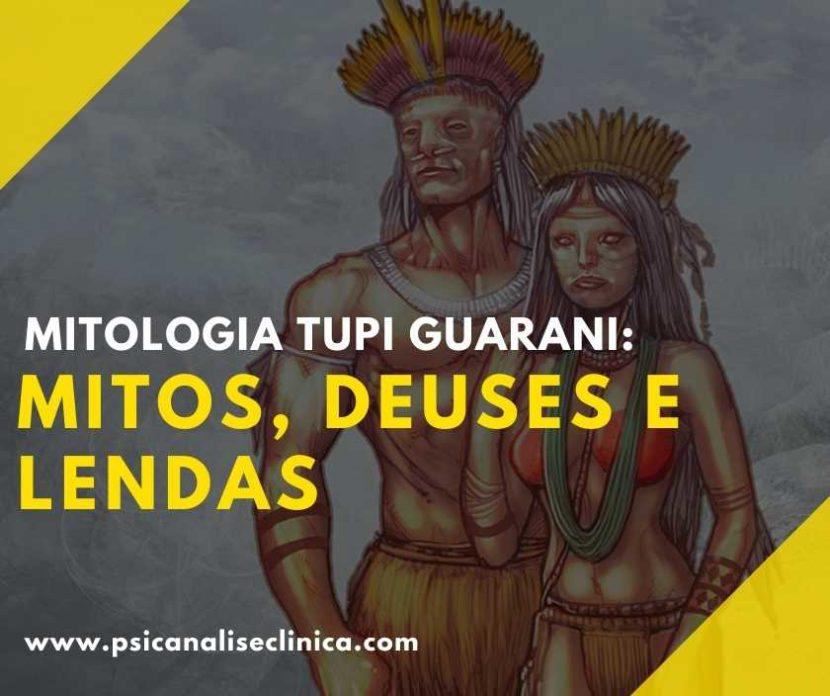 Mitologia Tupi Guarani