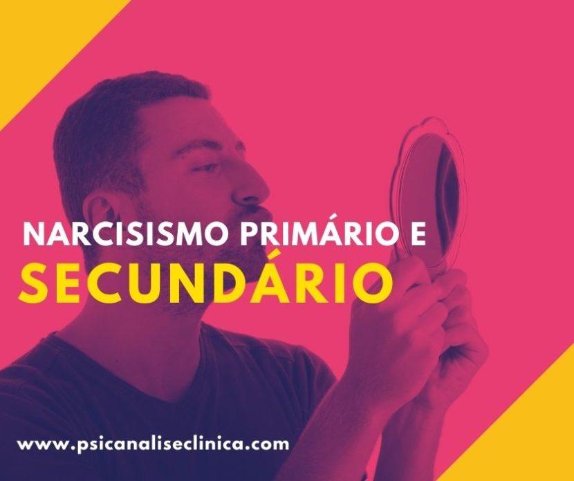 Narcisismo primário e narcisismo secundário