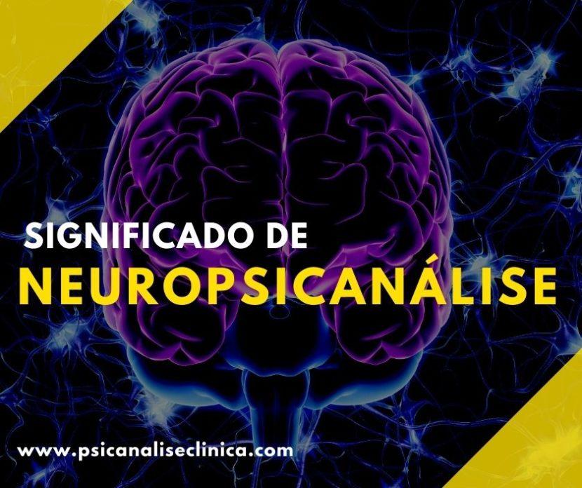 O que é neuropsicanálise