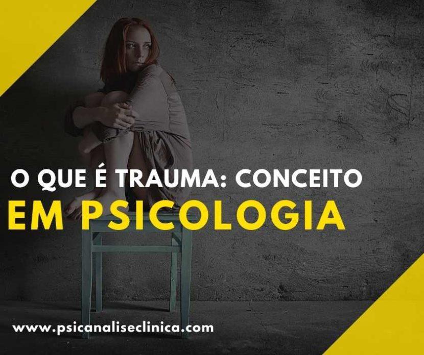 o que é trauma