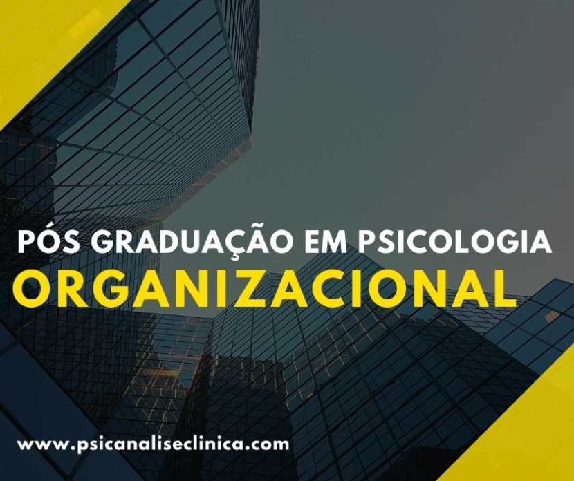 pós graduação em psicologia organizacional