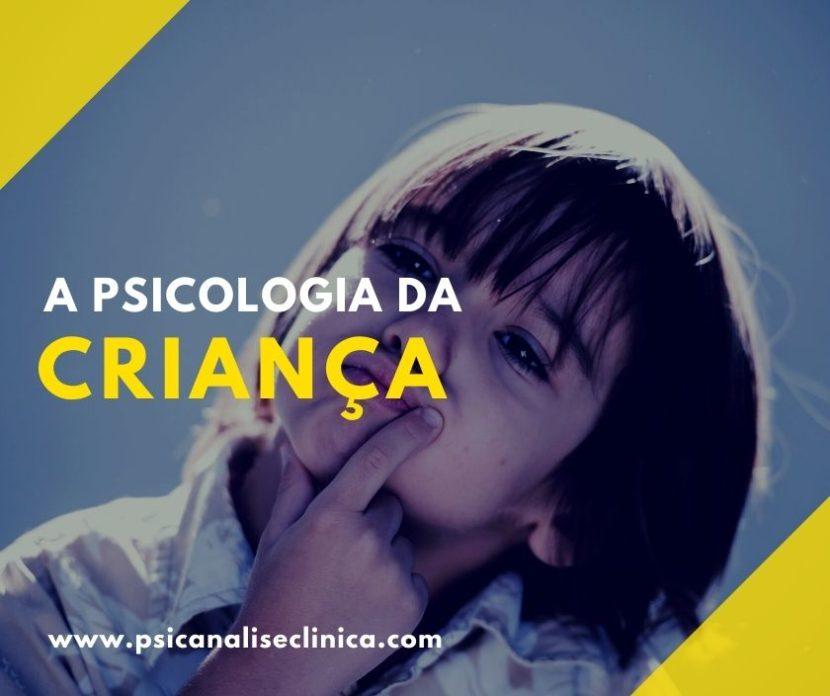 psicologia da criança