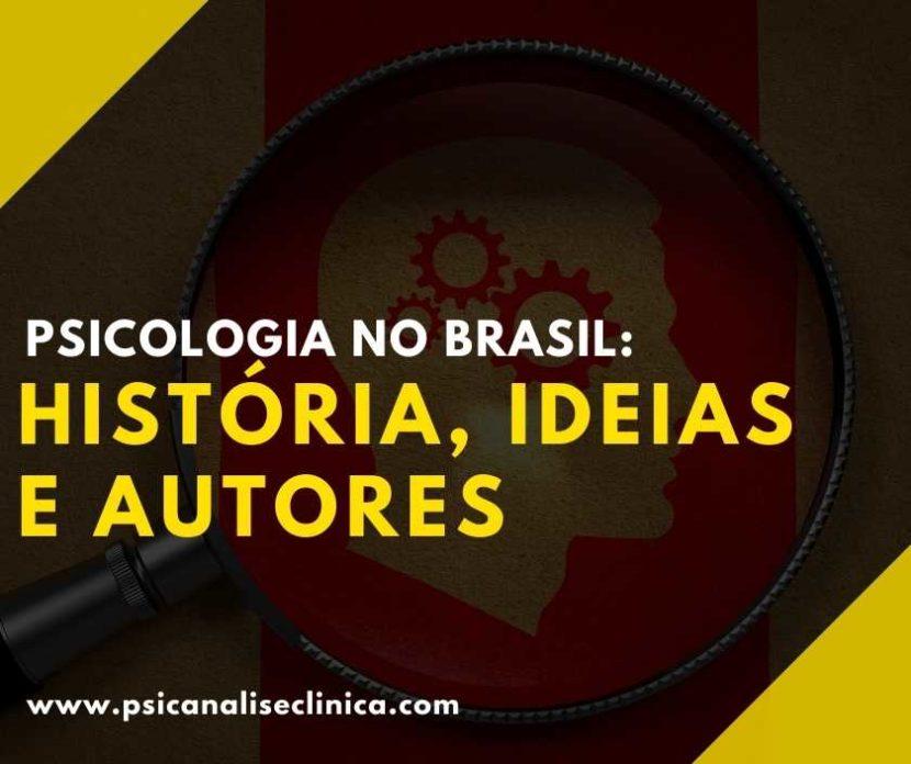 psicologia no Brasil