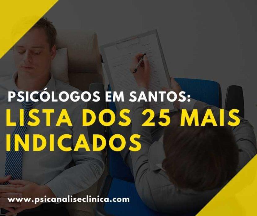 Psicólogos em Santos