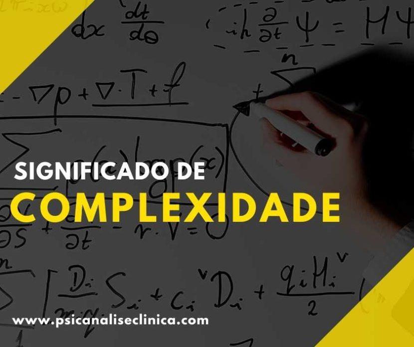 ciência da complexidade