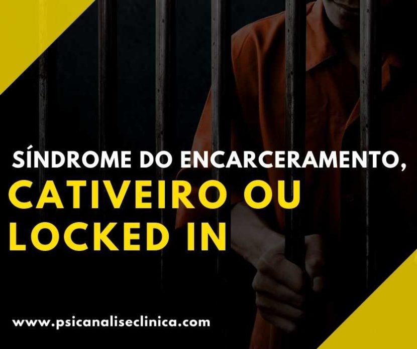 síndrome do encarceramento