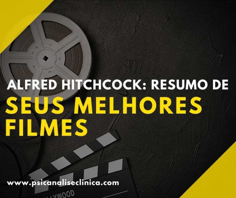 melhores filmes de Hitchcock