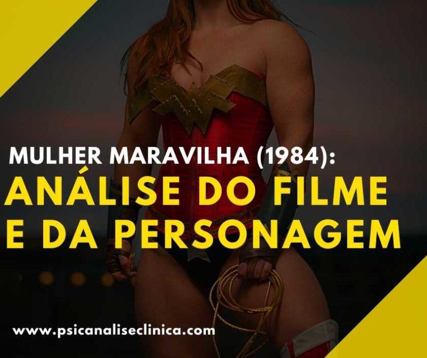 A Mulher Maravilha se tornou um grande ícone para a cultura pop. Nesse artigo, trazemos uma análise do filme Mulher Maravilha (1984). Confira!