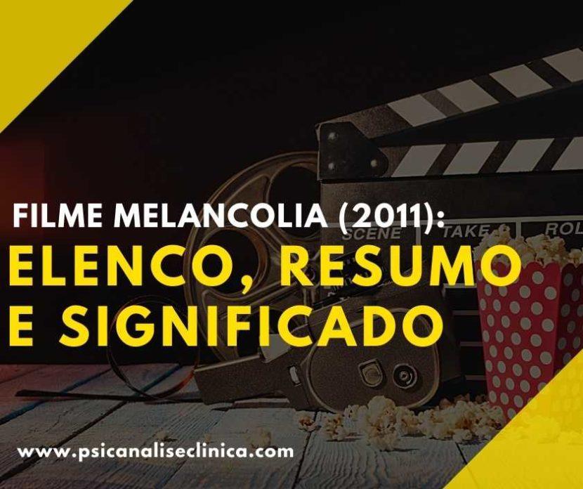 filme melancolia