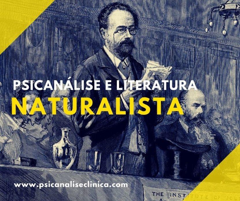 literatura naturalista naturalismo, realismo