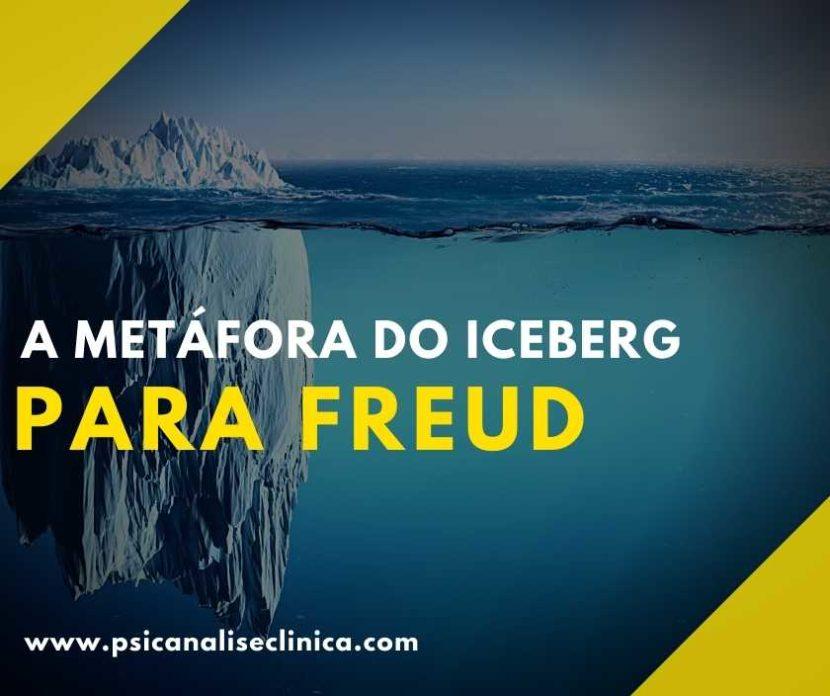 metáfora do iceberg
