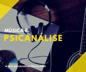 música e psicanálise