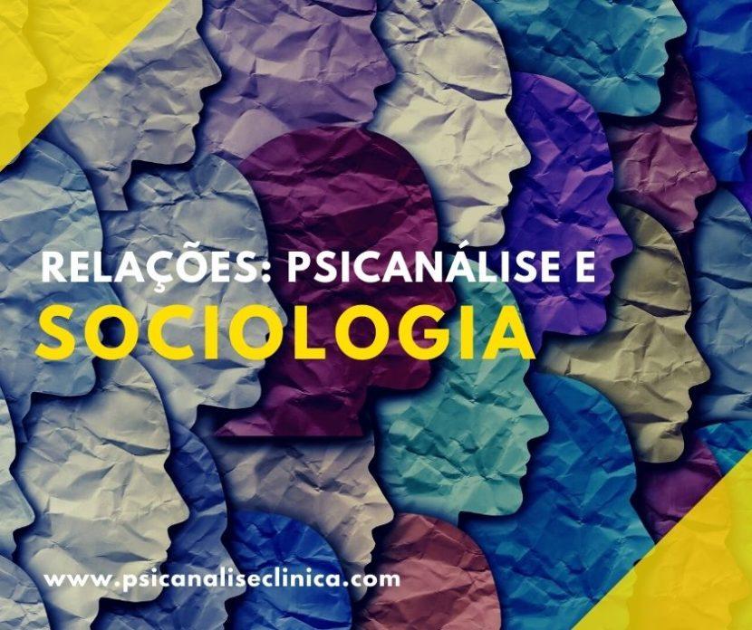 psicanálise e sociologia