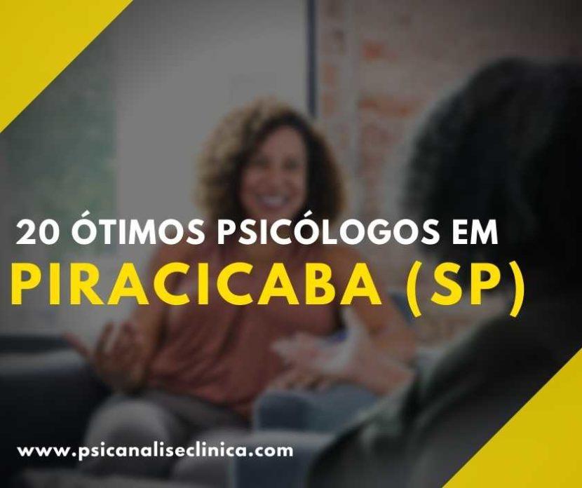 Se você procura por psicólogos em Piracicaba, neste artigo, nós trazemos as melhores indicações! Então, confira agora mesmo!