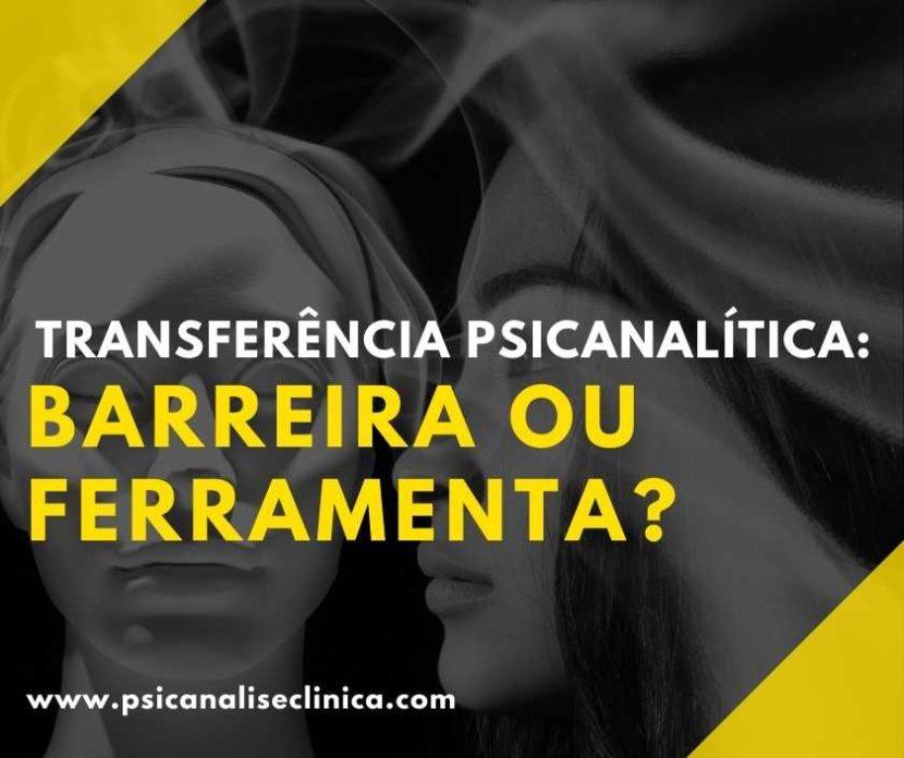 transferência psicanalítica