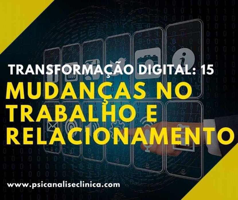 A maioria das pessoas foi impactada pelos avanços tecnológicos. Então, confira o que é transformação digital e 15 impactos causados por ela.