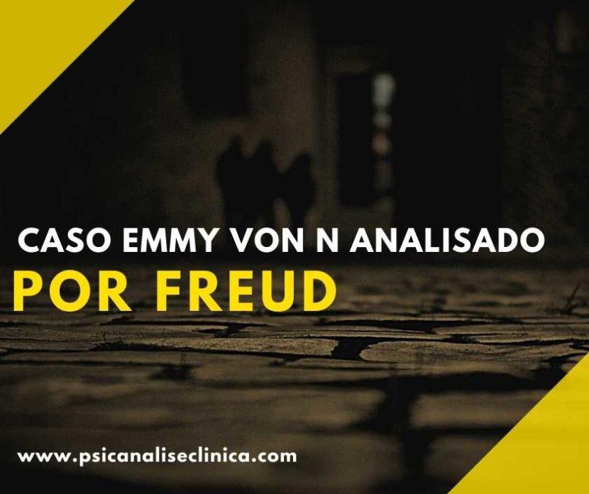 caso Emmy Von N analisado por Freud