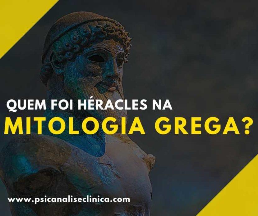 Você já ouviu falar sobre o deus Héracles da mitologia grega? Então, venha entender mais sobre essa figura no nosso post.