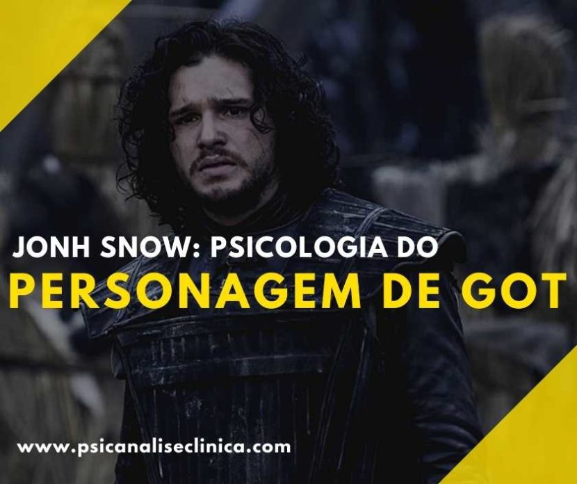 Jonh Snow Game of Thrones