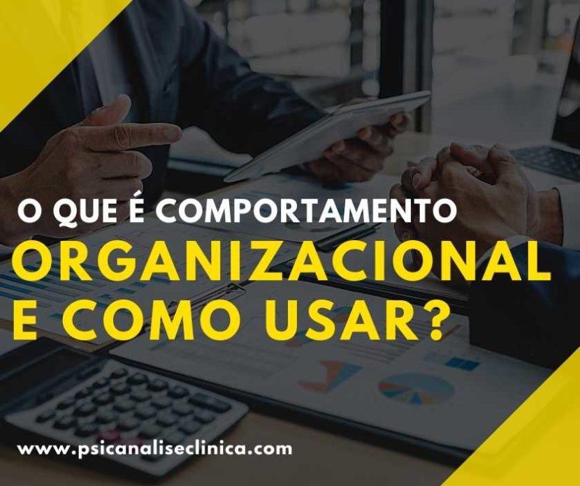 O Comportamento Organizacional é uma área de estudo que faz parte da teoria das Relações Humanas. Então, confira nosso artigo para saber mais