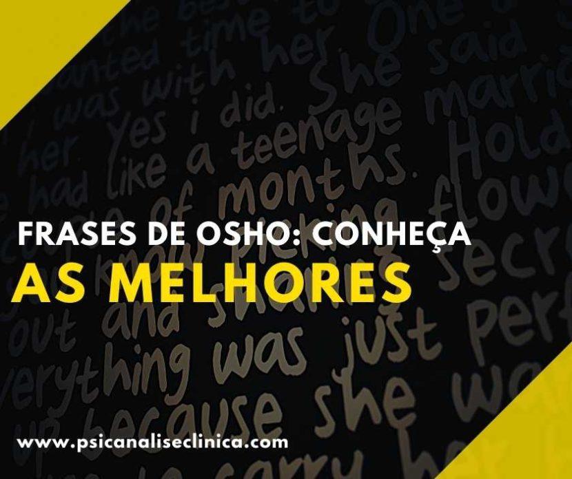 As frases de Osho exercem uma grande influência até os dias de hoje. Então, confira as 15 melhores mensagens dele. Não perca!