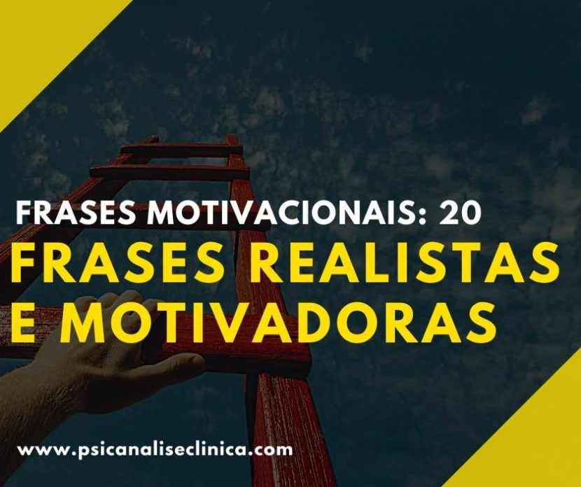 Não é todo dia que estamos animados, não é mesmo? Por isso, nesse artigo, selecionamos as 20 melhores frases motivacionais. Confira!
