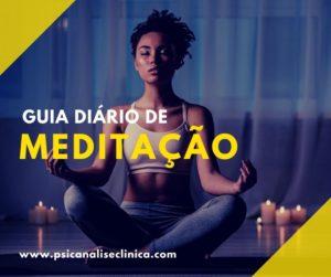 guia para meditação e como meditar