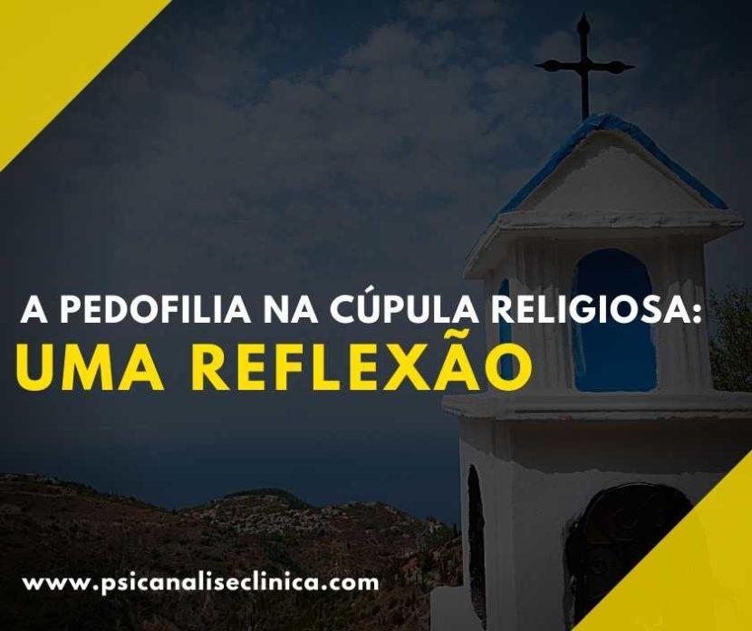 pedofilia na cúpula religiosa