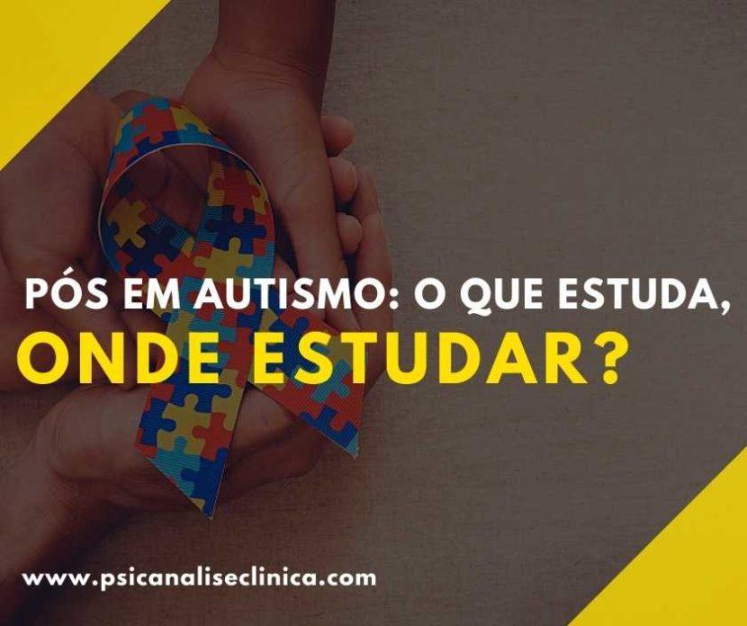 Se você tem interesse em saber mais sobre pós em autismo, este post é para você! Pois, explicaremos mais sobre este curso.