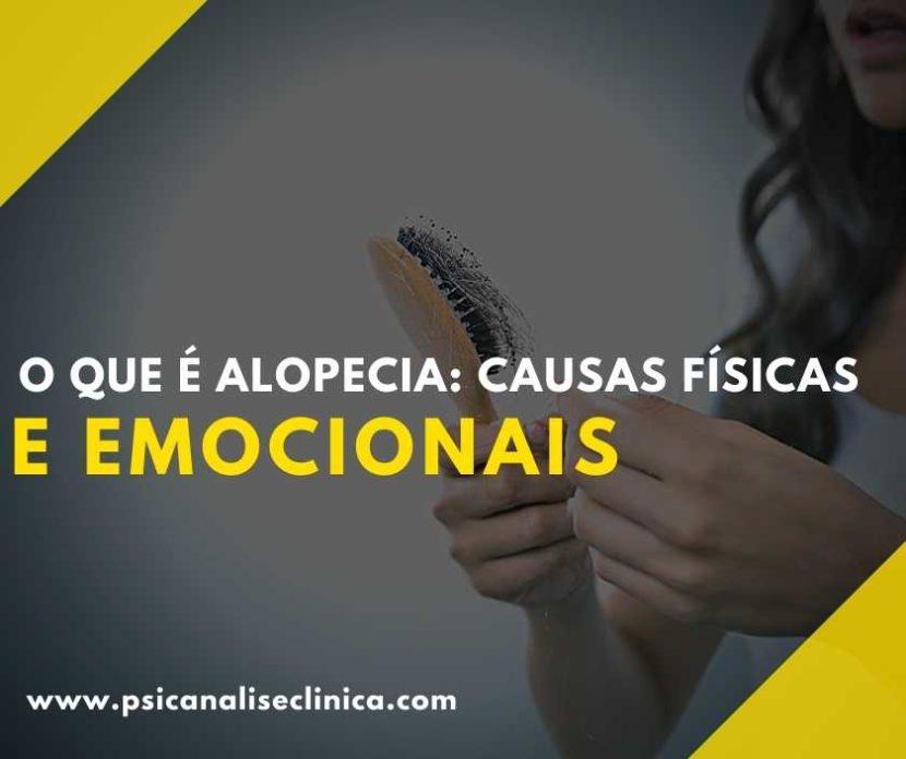 Você sabe o que é alopecia? Então, saiba que é a perda de cabelos. Portanto, para saber mais sobre isso, confira nosso artigo!