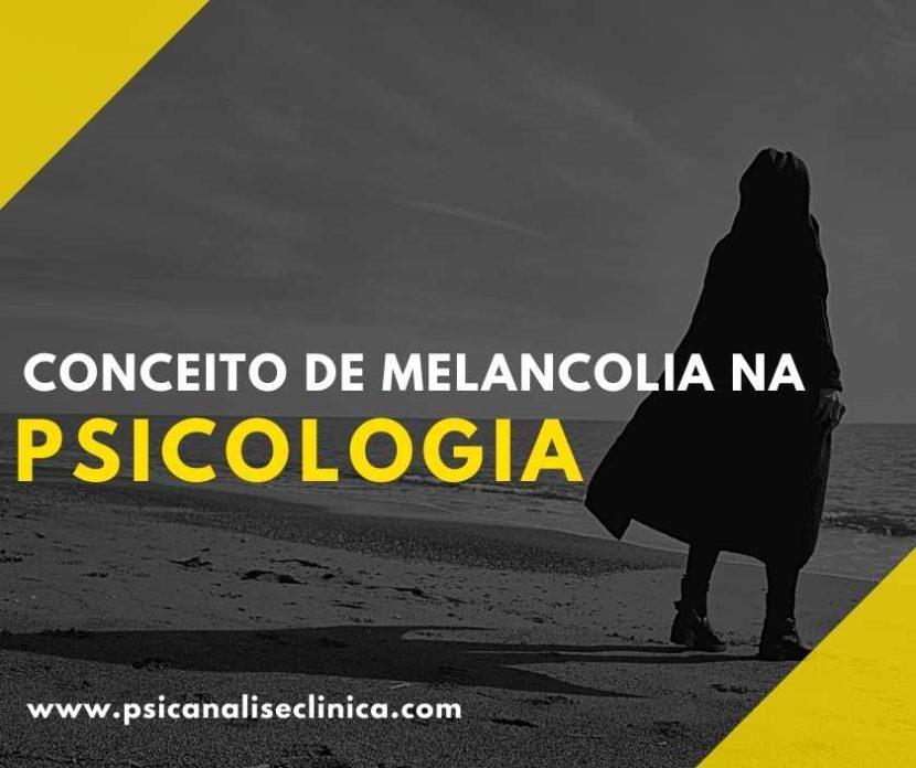 conceito de melancolia