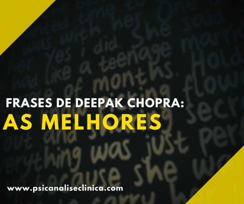 pensamento de Chopra
