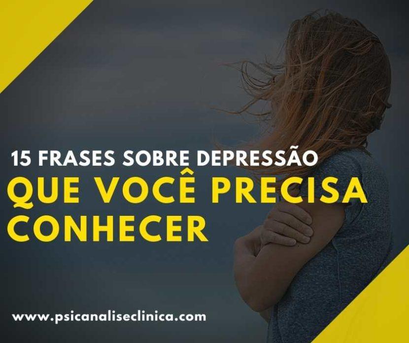 mensagem sobre depressão