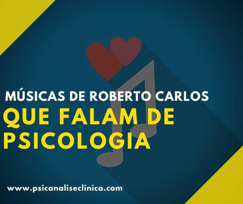 música de Roberto Carlos