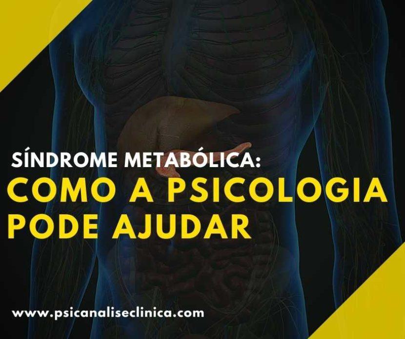 tratamentos da síndrome metabólica