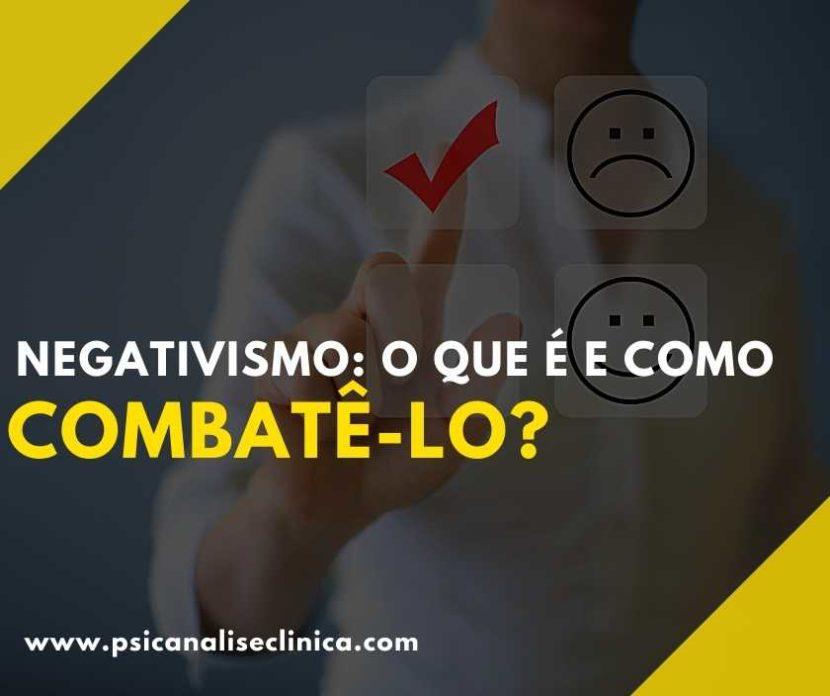 Negativismo