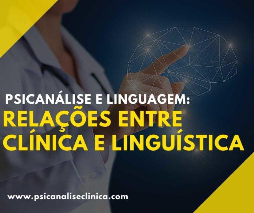 Psicanálise e linguagem