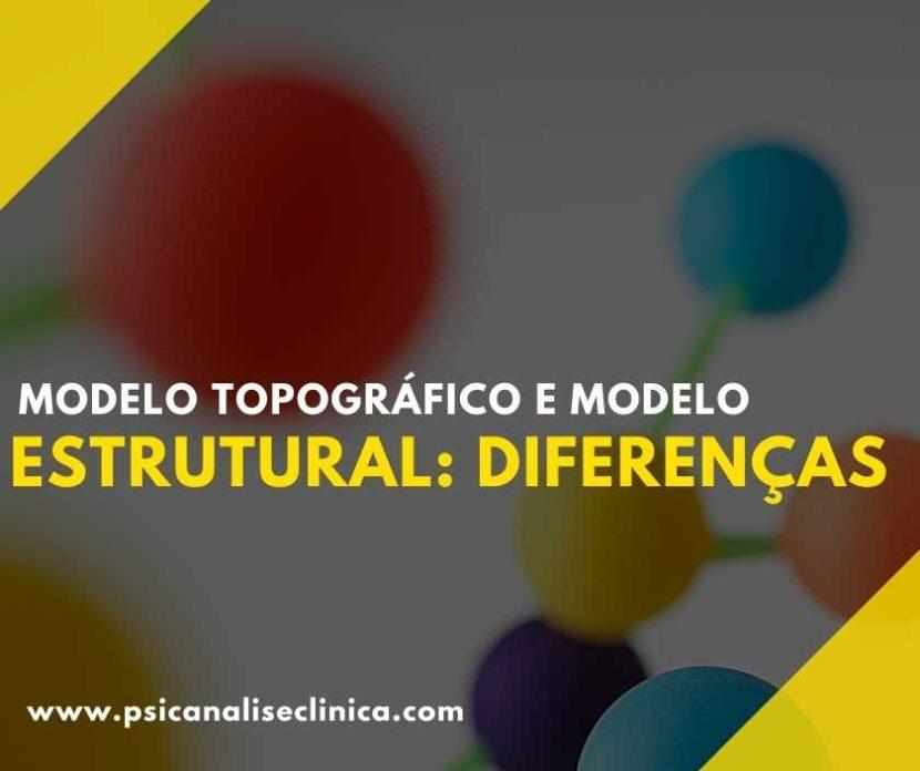 Modelo Topográfico e Modelo Estrutural