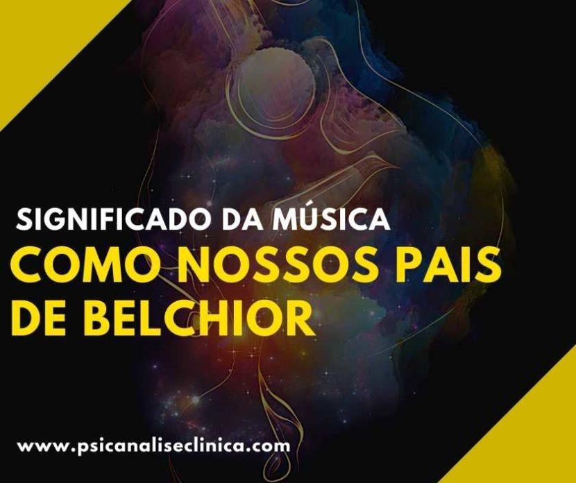 Música Como Nossos Pais