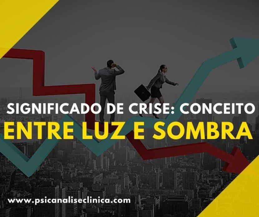 Significado de Crise