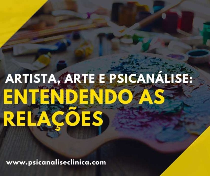 arte e psicanálise
