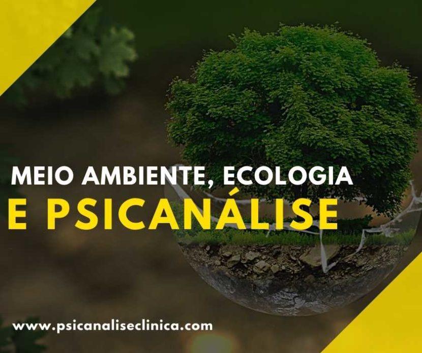 Ecologia e Psicanálise