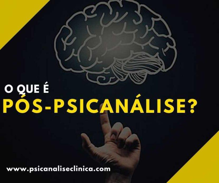 pós-psicanálise